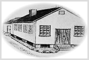 Rendition of First African Baptist Church